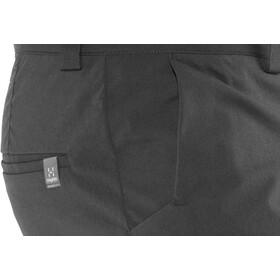 Haglöfs Mid Solid Pantalones cortos Hombre, true black